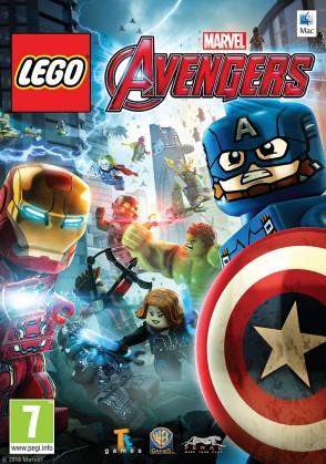 LEGO Marvel's Avengers Mac