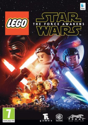 LEGO Star Wars The Force Awakens Mac