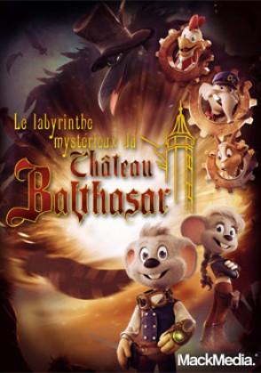 Le labyrinthe mystérieux du Château Balthazar Mac