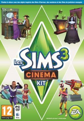 Les Sims 3: Cinéma (Kit) Mac