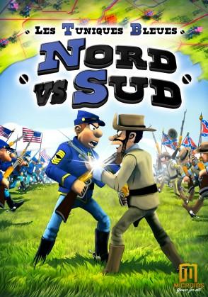 Les Tuniques Bleues : Nord vs Sud Mac