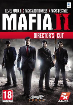 Mafia II - Deluxe Edition Mac