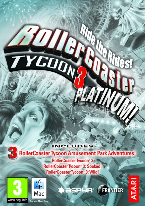 RollerCoaster Tycoon 3 Platinium Mac