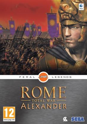 Rome: Total War - Alexander Mac