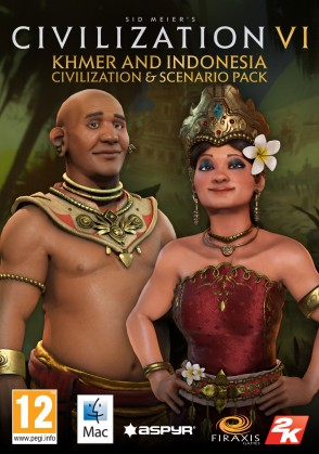 Sid Meier's Civilization® VI - Khmer and Indonesia Civilization & Scenario Pack Mac
