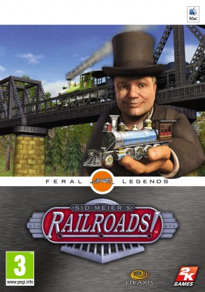 Sid Meier's Railroads! Mac
