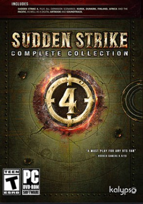 Sudden Strike 4 Complete Collection Mac