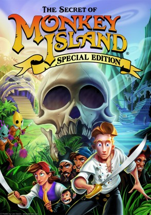 The Secret of Monkey Island: Special Edition Mac