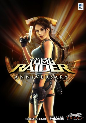 Tomb Raider Anniversary Mac