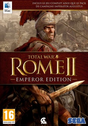 Total War: ROME II - Emperor Edition Mac