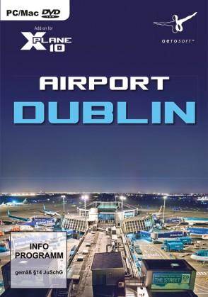 X-Plane 10 : Aéroport de Dublin Mac
