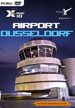 X-Plane 10 : Aéroport de Düsseldorf Mac
