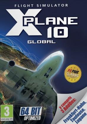 X-Plane 10 Box Mac