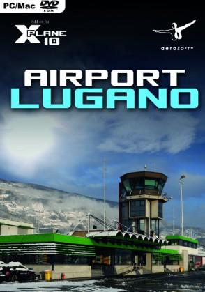 X-Plane 10/11 : Aéroport de Lugano Mac