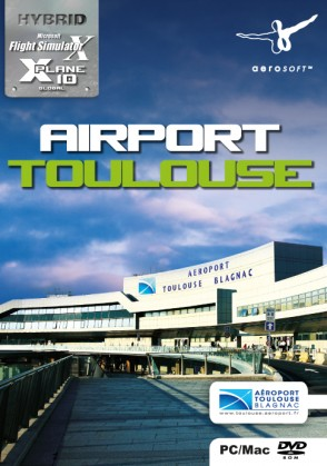 X-Plane 10/11 : Aéroport de Toulouse Mac