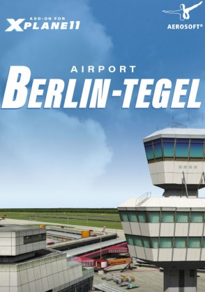 X-Plane : Aéroport Berlin-Tegel Mac