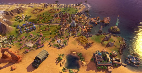Civilization VI - Rise and Fall Mac