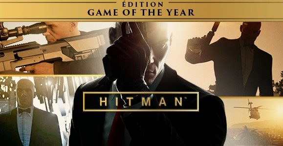 HITMAN™ : Game Of The Year Edition Mac