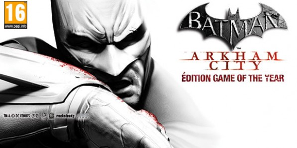 Batman: Arkham City Mac