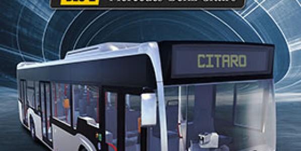 Bus Simulator 16 Mercedes-Benz-Citaro (DLC2) Mac