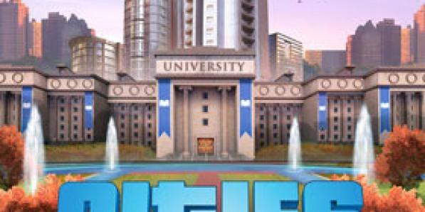 Cities: Skylines - Campus Mac