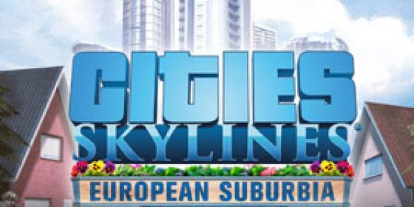Cities: Skylines  - Content Creator Pack: European Suburbia Mac