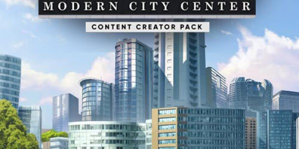 Cities: Skylines - Content Creator Pack: Modern City Center Mac
