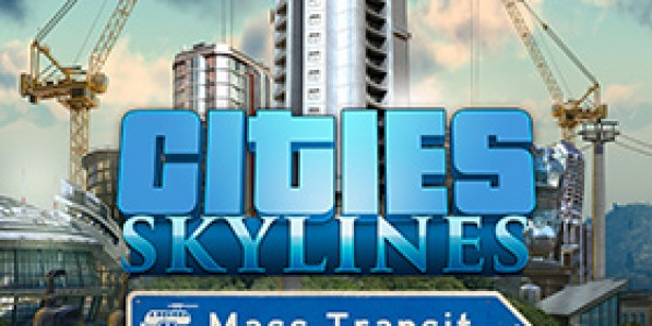 Cities: Skylines - Mass Transit Mac