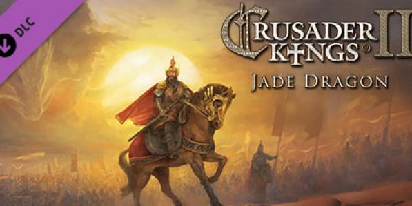 Crusader Kings II: Jade Dragon - DLC Mac