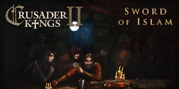 Crusader Kings II: Sword of Islam (DLC) Mac