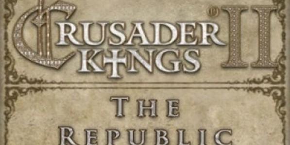 Crusader Kings II: The Republic - DLC Mac