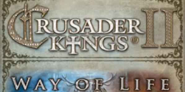 Crusader Kings II: Way of Life - DLC Mac