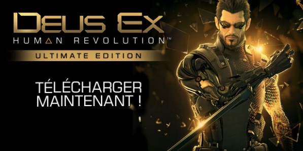 Deus Ex: Human Revolution - Ultimate Edition Mac