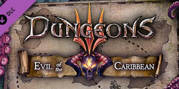 Dungeons 3 - Evil of the caribbean (DLC) Mac