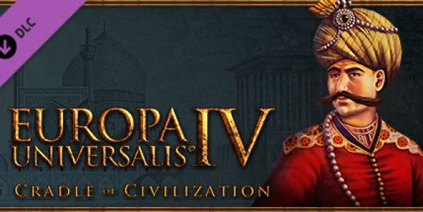 Europa Universalis IV: Cradle of Civilization Mac