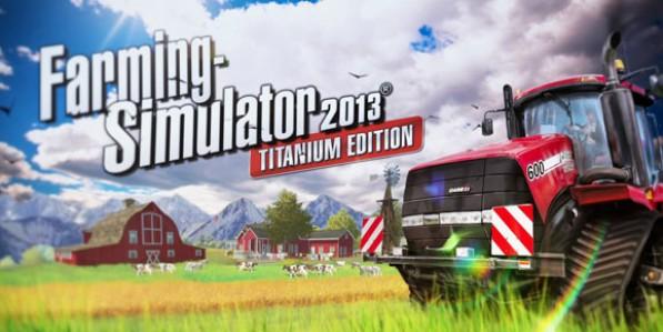 Farming Simulator 2013 - Edition Titanium Mac