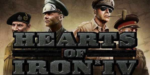 Hearts of Iron IV Mac