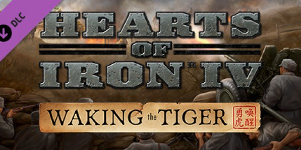 Hearts of Iron IV - Waking the Tiger Mac