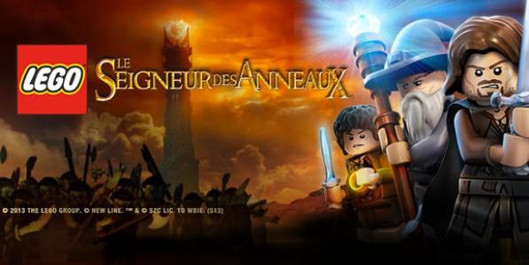 LEGO Le Seigneur des Anneaux Mac