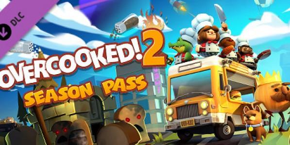 Overcooked! 2 - Season Pass Mac