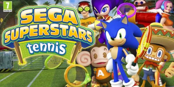 SEGA Superstars Tennis Mac