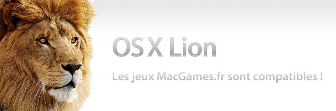 Mac OS X 10.7 - Lion
