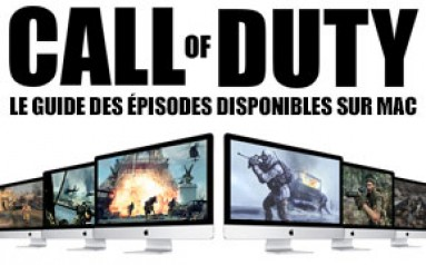 Call of Duty Mac - Suivez le guide