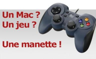 Une manette sur Mac ? Prenez le contrôle !