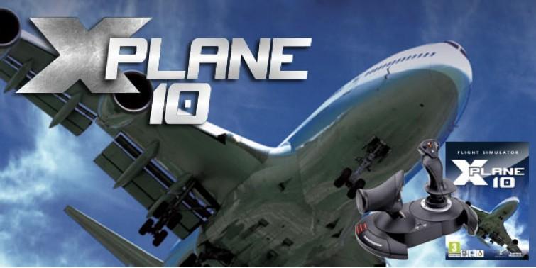 X-Plane 10 + Joystick