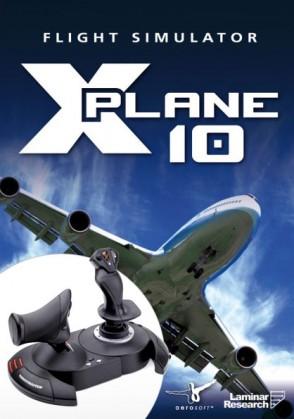 X-Plane 10 + Joystick Mac