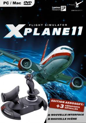 X-Plane 11 + Joystick Mac